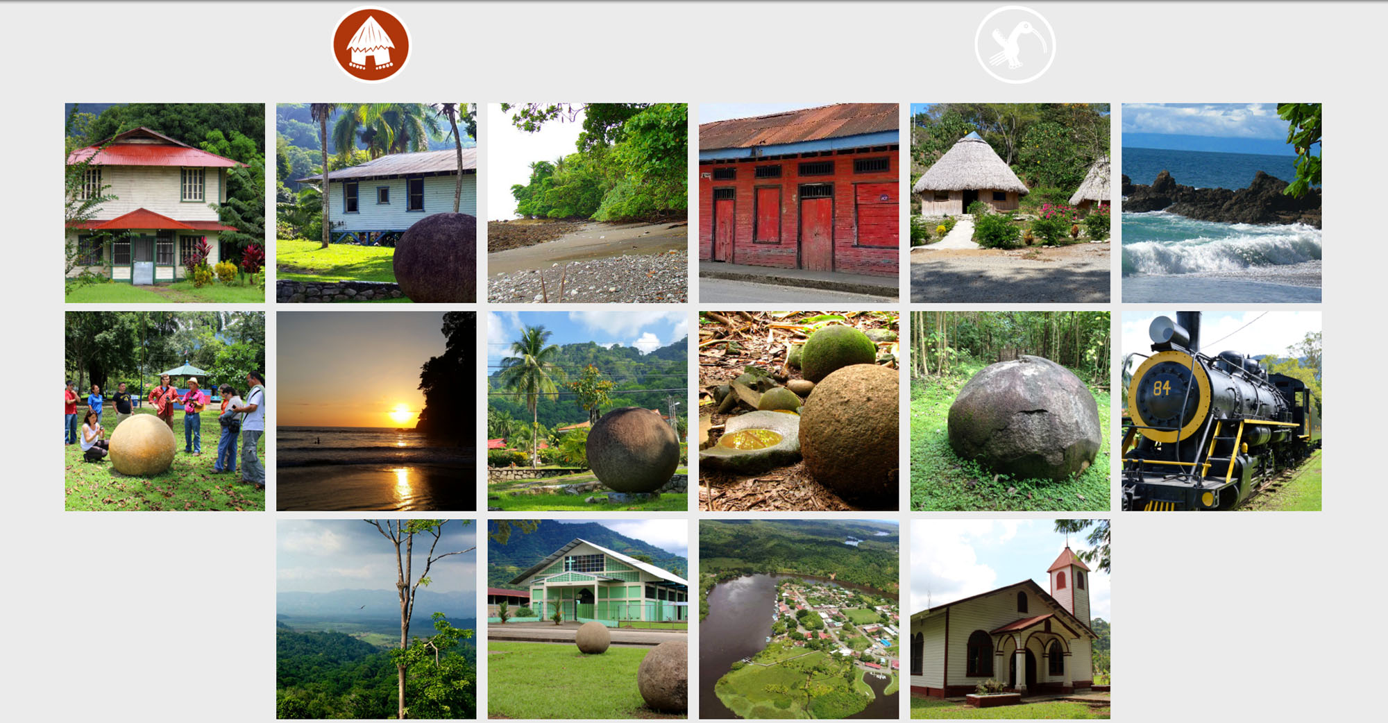 TURIST ATTRACTIONS IN OSA  | Cultural and natural destinations to visit
